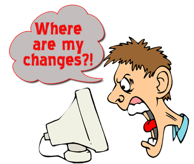 Website Update Delays - Where Are My Changes?!